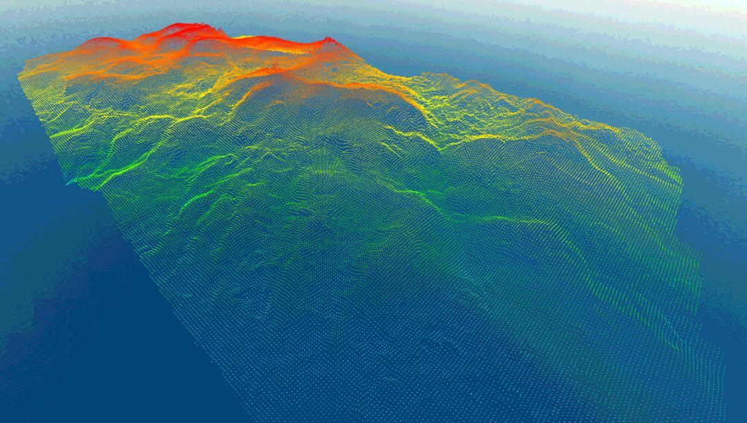Survey Pemetaan Topografi menggunakan Drone di Buton