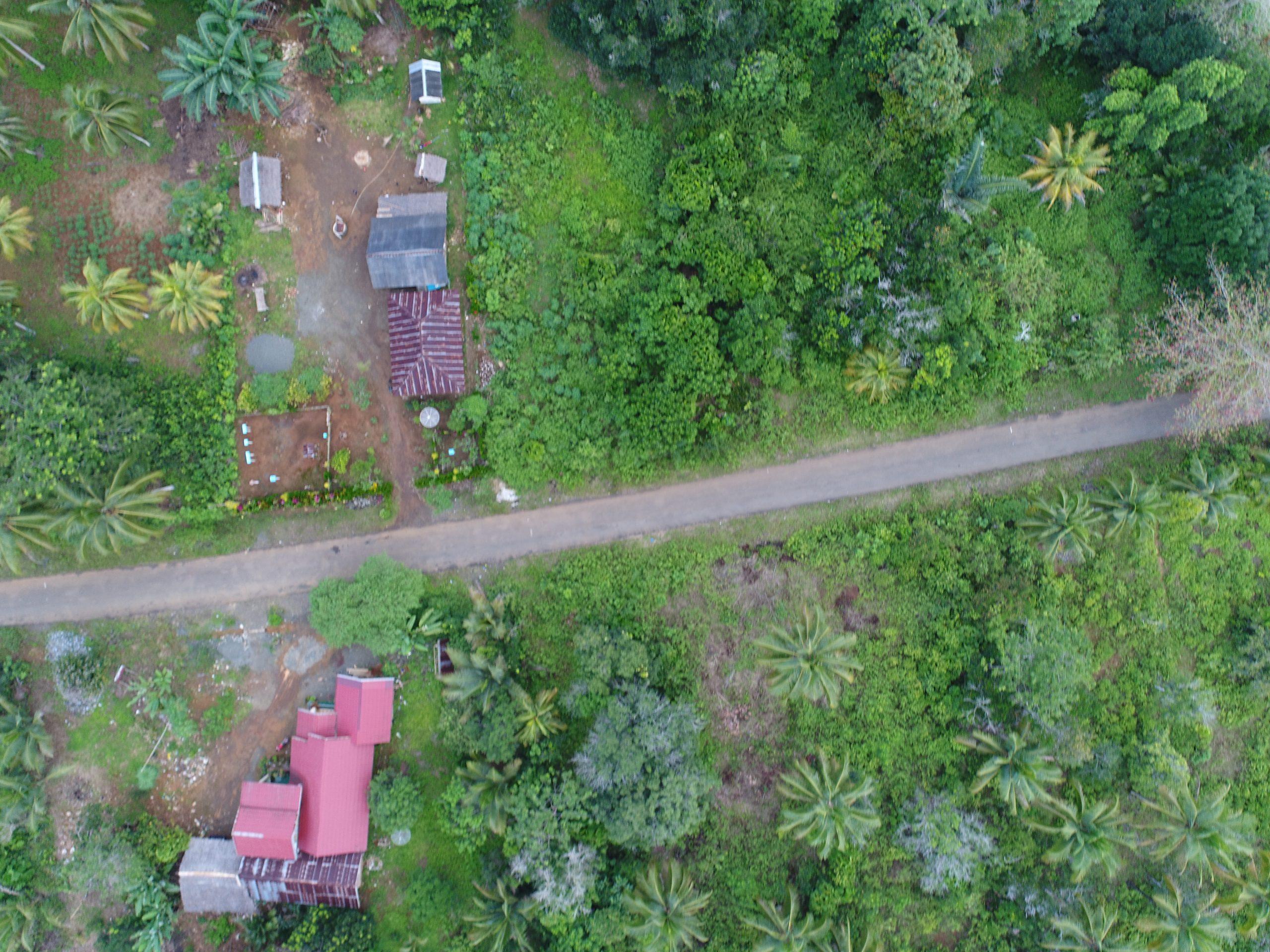 Pemetaan Udara menggunakan Drone Area Luwuk, Lamongan dan Jawa Barat